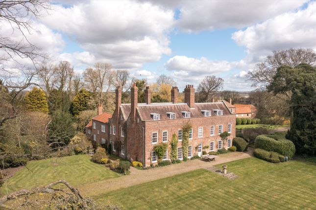 Thumbnail Detached house for sale in Bossall, York, North Yorkshire