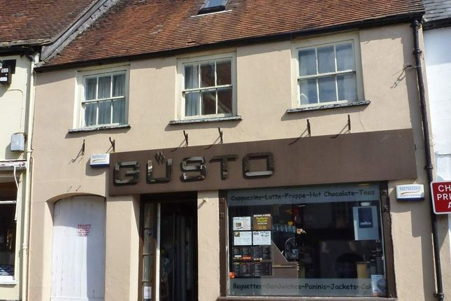 Retail premises for sale in Shaftesbury, Dorset