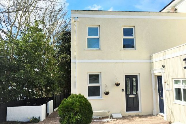 Thumbnail Semi-detached house for sale in Lower Warberry Road, Torquay