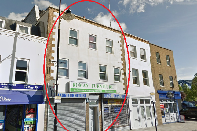 Block of flats for sale in Roman Road, London