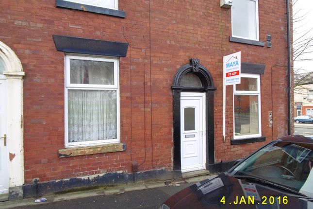 Thumbnail End terrace house to rent in Ward Street, Royton, Oldham