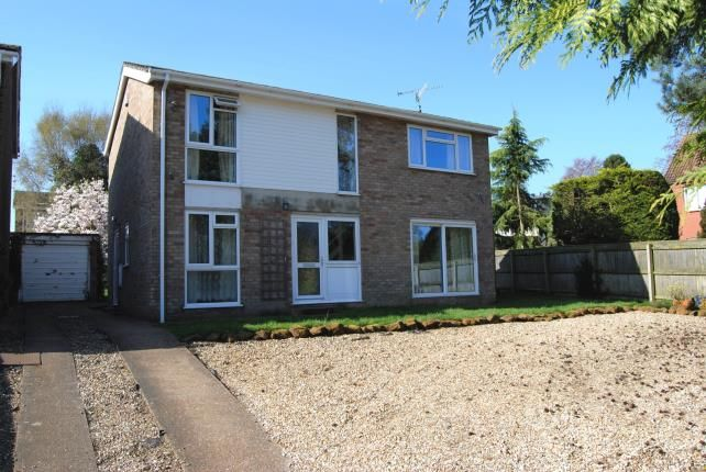 Thumbnail Detached house for sale in Kings Lynn, Norfolk