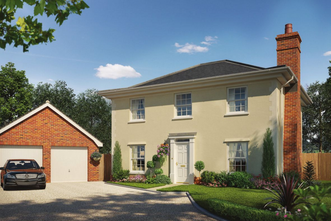 Thumbnail Detached house for sale in Colne Gardens, Off Robinson Road, Colchester, Essex