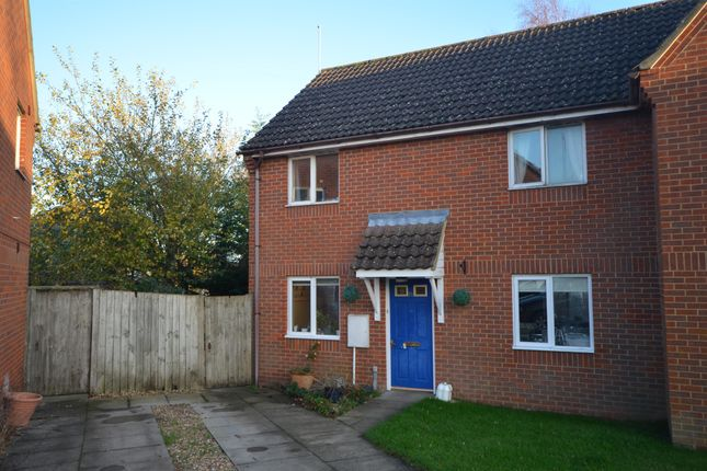 3 bed semi-detached house for sale in East View Close, Radwinter, Saffron Walden CB10