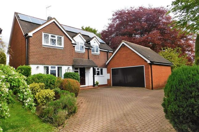 Thumbnail Detached house for sale in Upmeadows Drive, Stafford