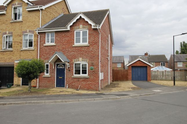 Thumbnail End terrace house for sale in Mulberry Court, Warmsworth, Doncaster