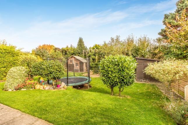 Garden of Lee Close, Warwick CV34