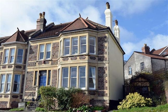 Thumbnail End terrace house for sale in Wolferton Road, Bristol