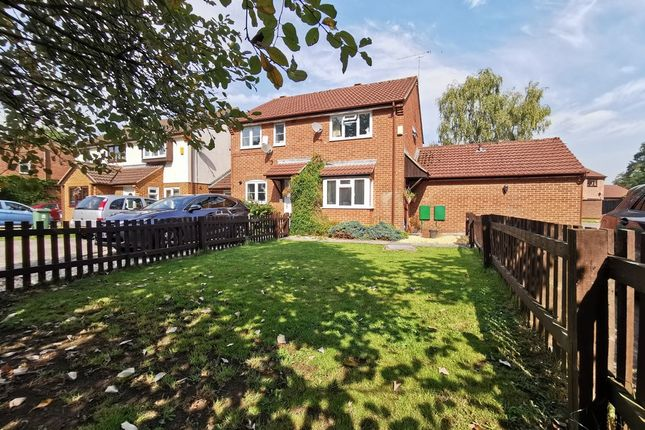 Thumbnail Semi-detached house for sale in The Vines, Gloucester