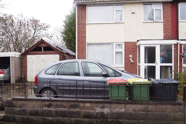 Thumbnail Semi-detached house for sale in Walton View, Preston