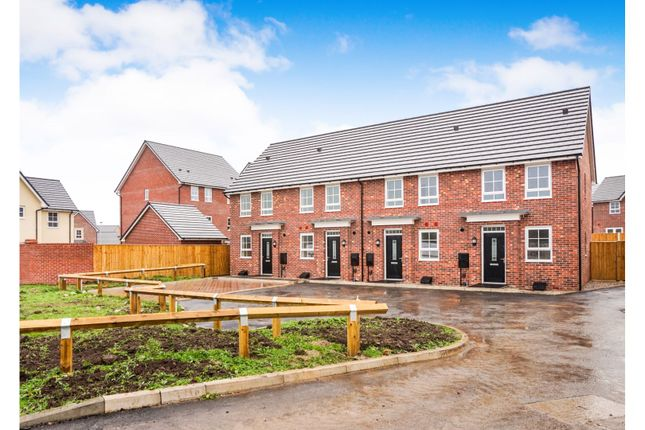 Thumbnail Terraced house for sale in 2 Crompton Place, Garstang, Preston