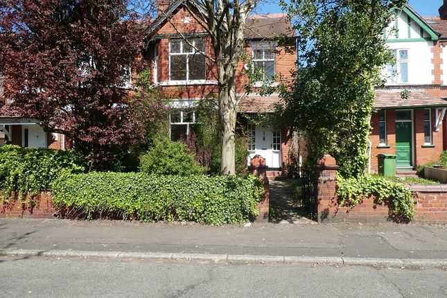 Thumbnail Semi-detached house for sale in Chatham Road, Old Trafford, Manchester.