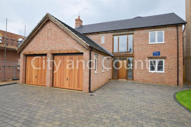 Thumbnail Detached house for sale in Minuet Village, Minuet Paddocks, Coates