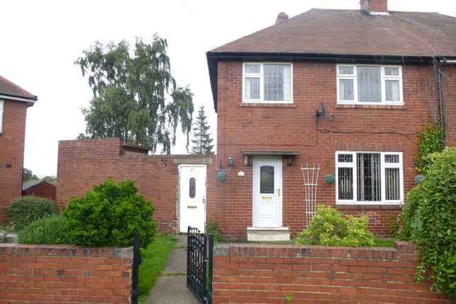 3 bed semi-detached house for sale in Wombwell Avenue, Wath-Upon-Dearne, Rotherham