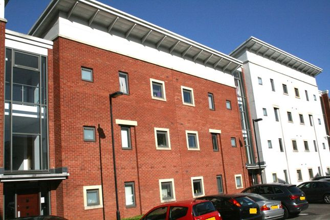 Thumbnail Flat to rent in Albion Street, Wolverhampton