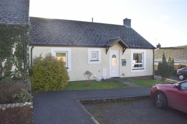 Thumbnail Semi-detached bungalow for sale in Rhydowen, Llandysul
