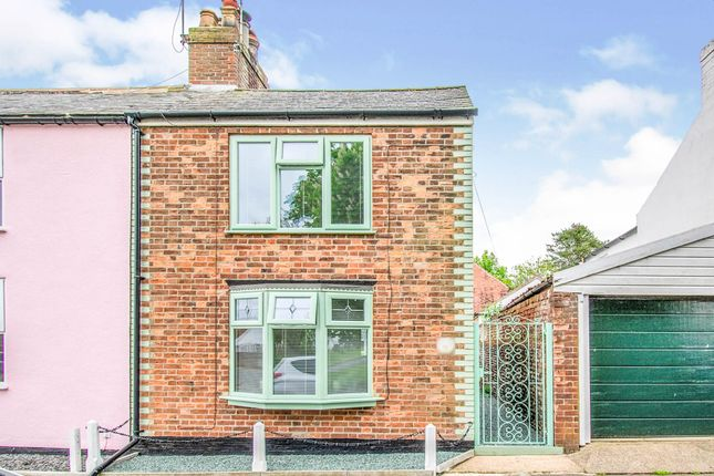 1 bed semi-detached house for sale in The Green, Martham, Great Yarmouth NR29