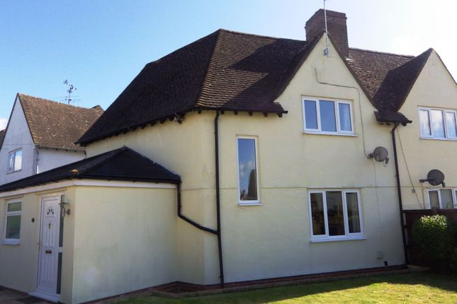 Thumbnail Semi-detached house to rent in Brooke Road, Cirencester