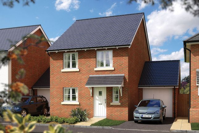 "Thumbnail Detached house for sale in ""The Salisbury"" at Bradley Bends, Devon, Bovey Tracey"