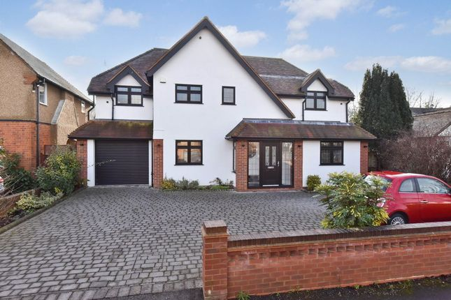 Thumbnail Terraced house for sale in Mount Grace Road, Potters Bar