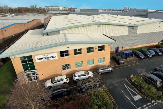 Thumbnail Warehouse to let in Unit A T60, Hibernia Way, Trafford Park, Manchester, Lancashire