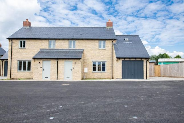 Thumbnail Semi-detached house for sale in Covert Close, Plot 6, Fritwell, Bicester, Oxfordshire