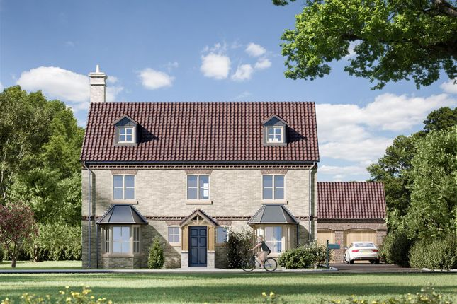 Thumbnail Property for sale in Coates Road, Whittlesey, Peterborough
