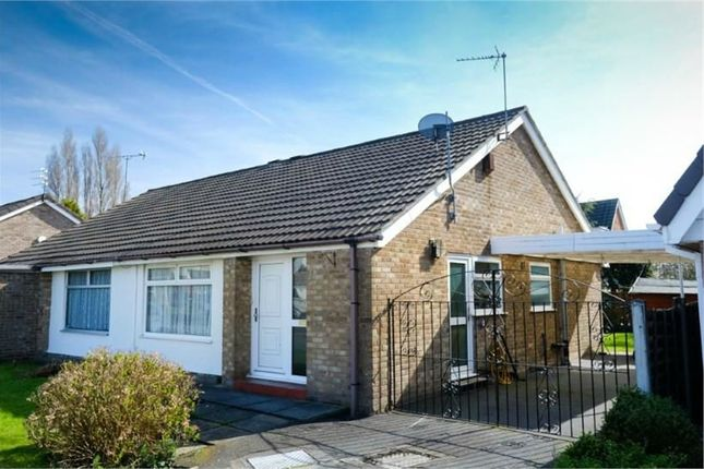 Thumbnail Semi-detached bungalow for sale in Windle Ash, Liverpool, Merseyside