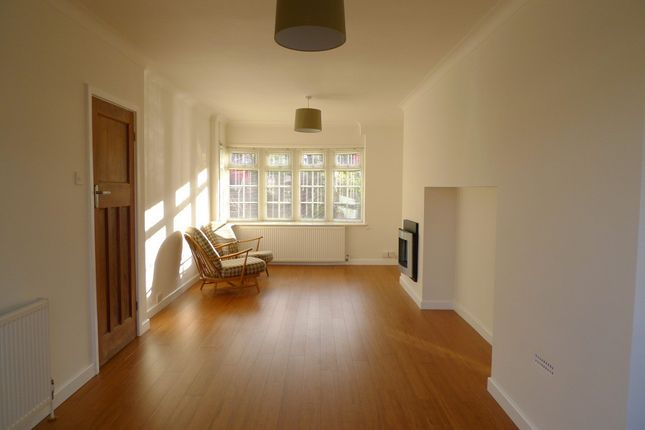 Thumbnail Terraced house to rent in Abbey Road, Abbey Wood