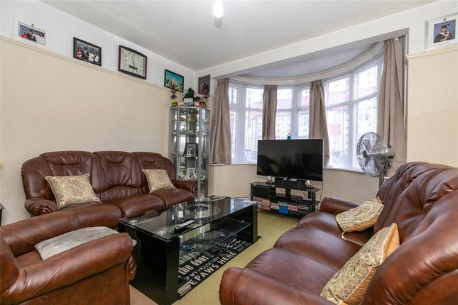 Thumbnail End terrace house for sale in Burnside Crescent, Wembley