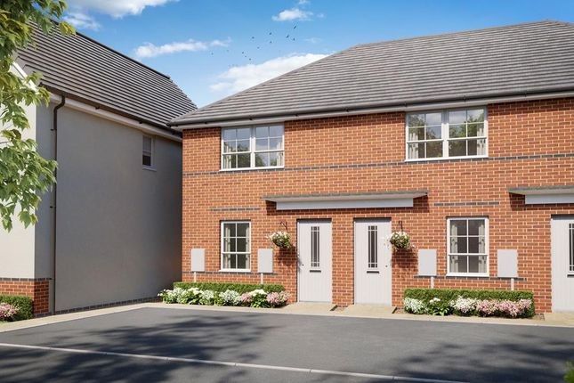 """2 bed end terrace house for sale in """"Kenley"""" at Long Lane, Driffield YO25"""