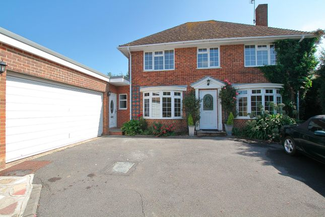 Thumbnail Detached house for sale in The Fairway, Herne Bay