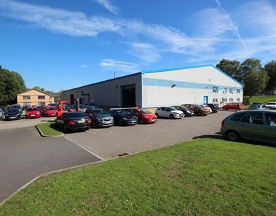 Thumbnail Light industrial for sale in Units 1A, 1B And 2, Pentwyn Business Centre, Wharfedale Road, Cardiff