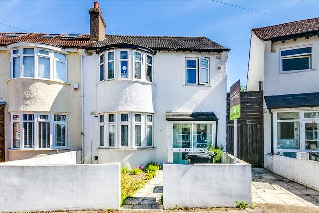 Thumbnail Semi-detached house to rent in Aberfoyle Road, London