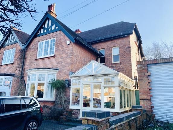 Thumbnail Semi-detached house for sale in Church Road, Birmingham, West Midlands