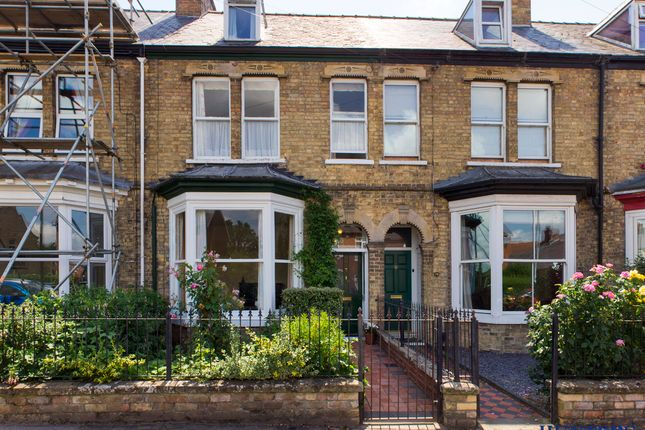 Thumbnail Terraced house for sale in Barmby Road, Pocklington, York, East Riding Of Yorkshire