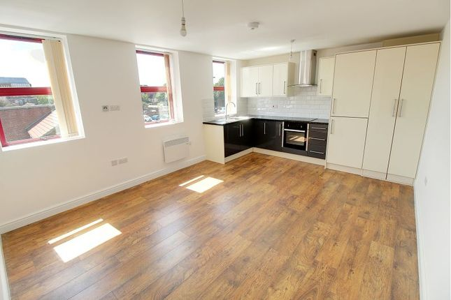 Thumbnail Flat to rent in Lincoln Court, Lincoln Road, Peterborough