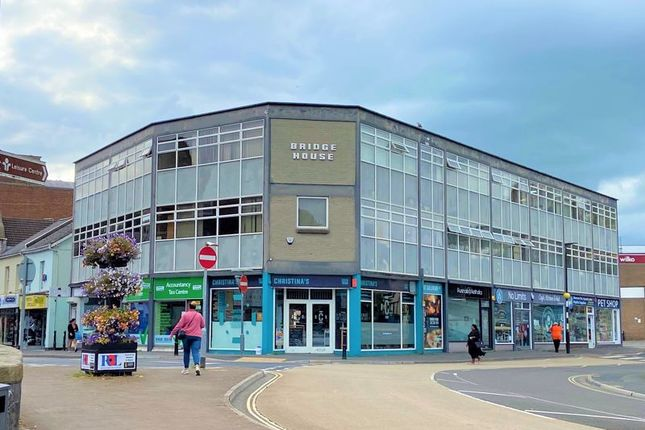 Office to let in Courtenay Street, Newton Abbot