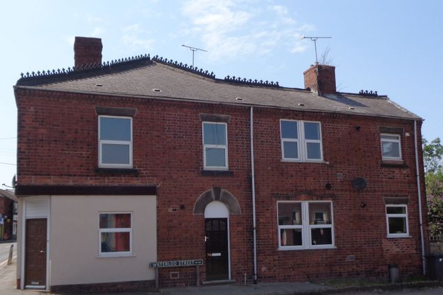 1 bed flat to rent in Market Street, Clay Cross S45