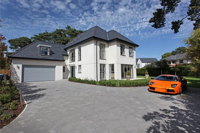 Thumbnail Detached house to rent in Haven Road, Canford Cliffs, Poole