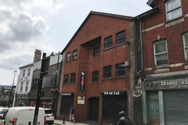 Thumbnail Commercial property for sale in 92-94 High Street, Merthyr Tydfil, Rhondda Cynon Taff