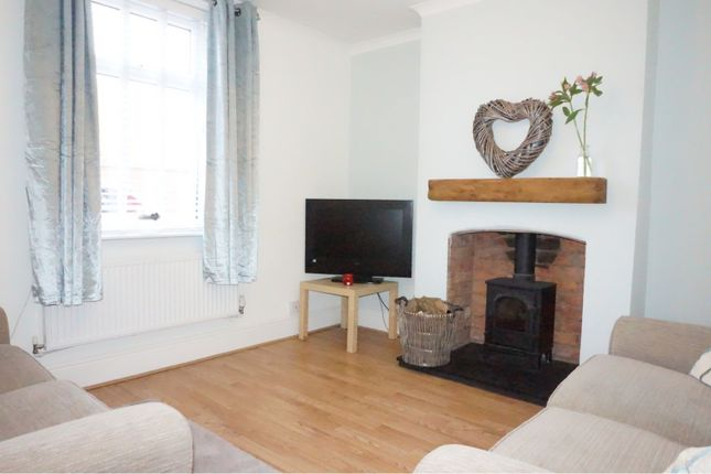 Thumbnail Terraced house to rent in Braunston Road, Oakham