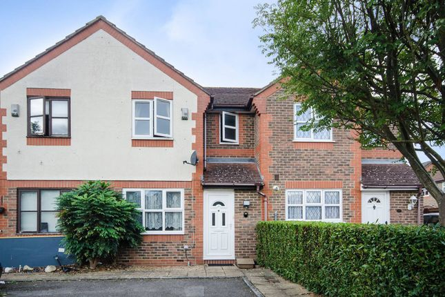 Thumbnail Terraced house to rent in Forbes Way, Ruislip Manor