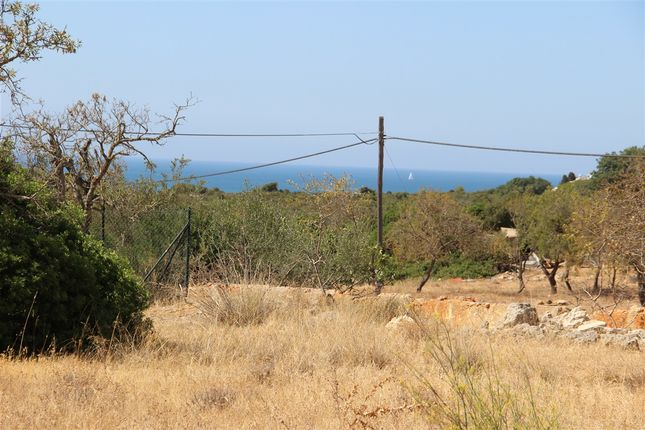Land for sale in Alporchinhos, Porches, Lagoa Algarve