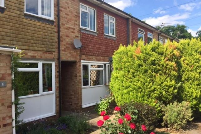 2 bed terraced house to rent in Birchwood Drive, West Byfleet, Surrey