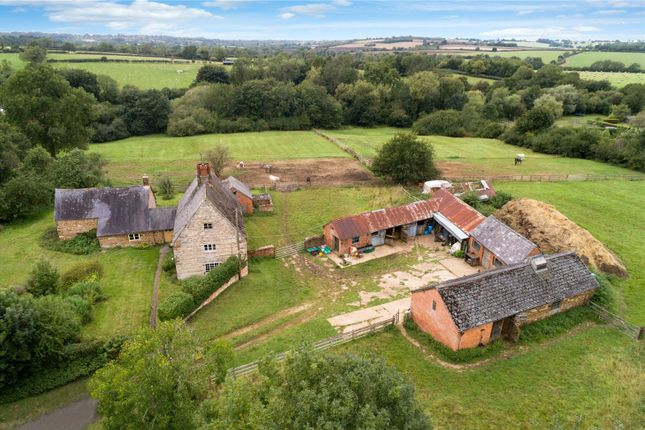 Thumbnail Detached house for sale in Banbury Road, Moreton Pinkney, Northamptonshire