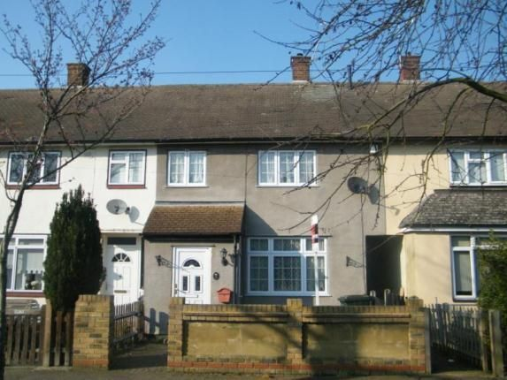 Thumbnail Terraced house to rent in Chippenham Close, Romford