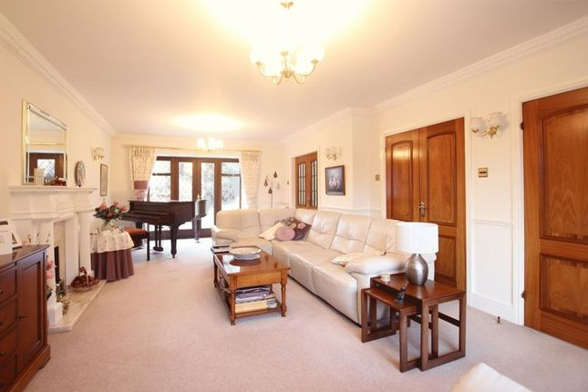 Lounge of Oldfield Gardens, Lower Heswall, Wirral CH60