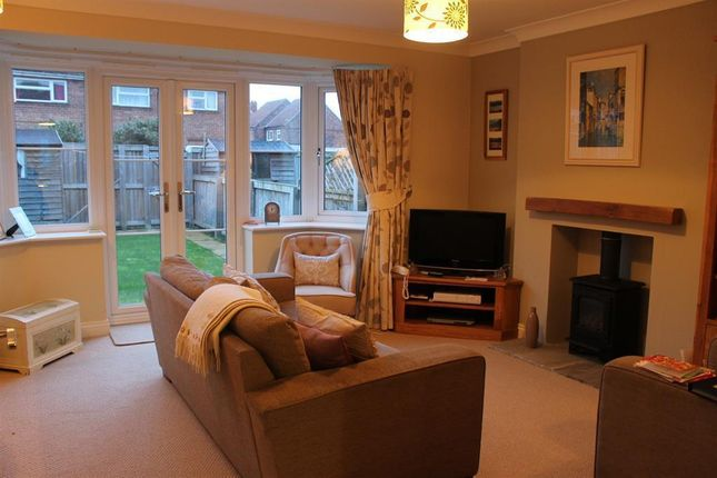 Thumbnail Town house to rent in Blacksmith Court, Easingwold, York