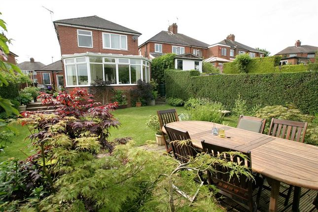 Thumbnail Detached house for sale in Horton Drive, Weston Coyney, Stoke On Trent